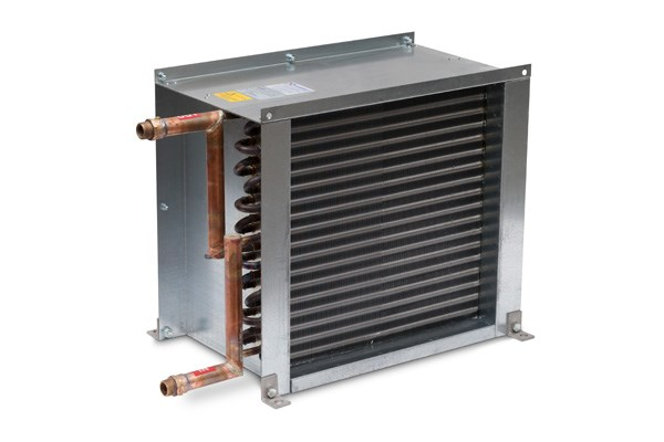 Image result for Finned Coil Heat Exchanger